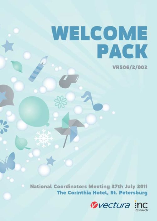 Inc Research | Asthma Welcome Pack, July 27, 2011