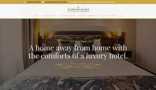 Hampton Suites | www.hampton-suites.london - home