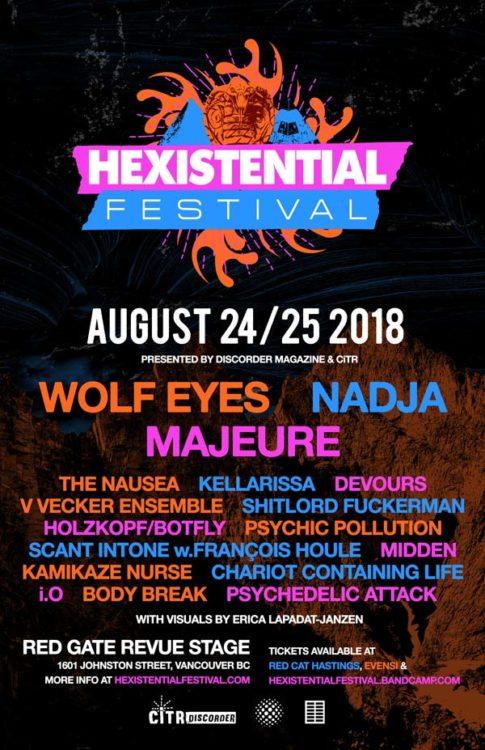 Hexistential Festival | Festival Poster