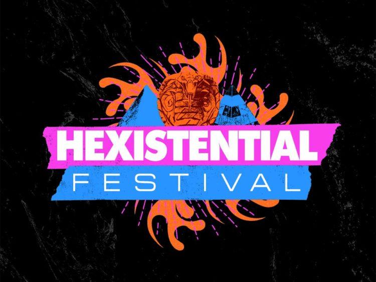 Hexistential Festival | Logo