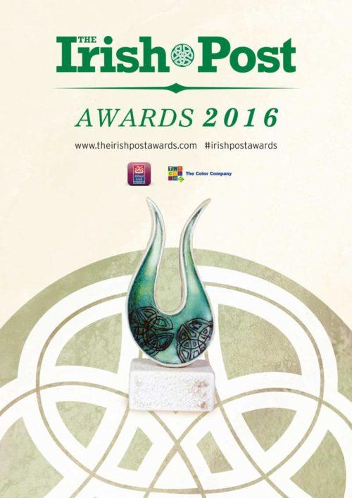 The Irish Post   2016 Gala Programme - Cover