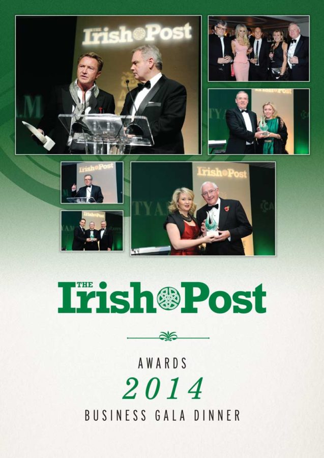 The Irish Post | Sponsorship Pack 2014 - Awards Info