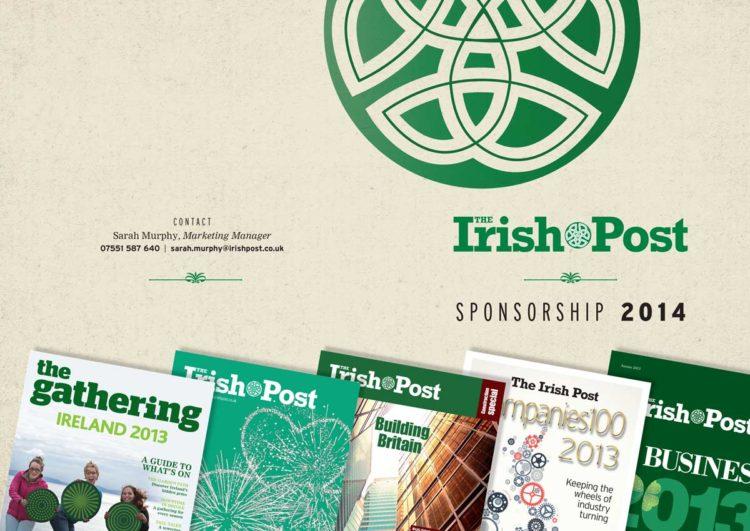 The Irish Post | Sponsorship Pack 2014 - Folder