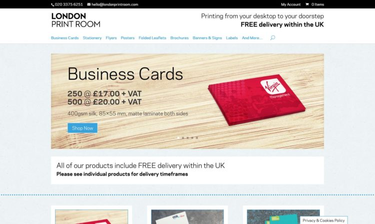 londonprintroom.com | Home