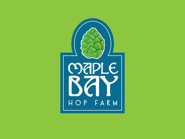 Maple Bay Hop Farm | Main Logo