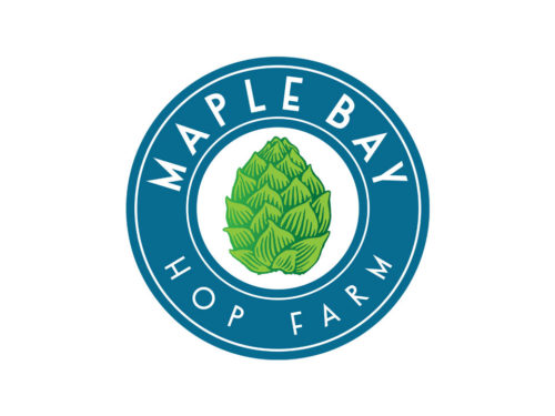 Maple Bay Hop Farm | Secondary Logo