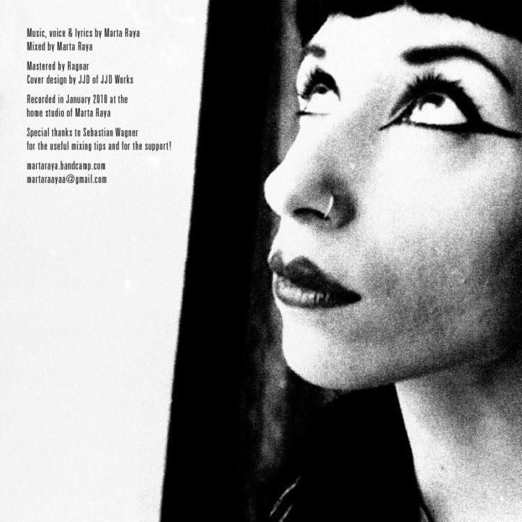 Marta Raya   Hidden Emotions   Insert, Credits