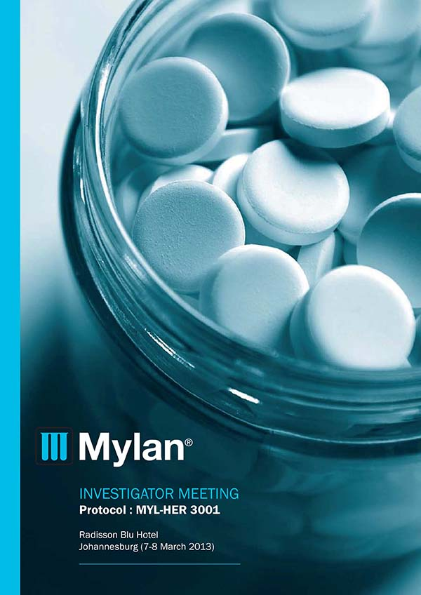 Inc Research | Mylan Welcome Pack, March 7, 20137