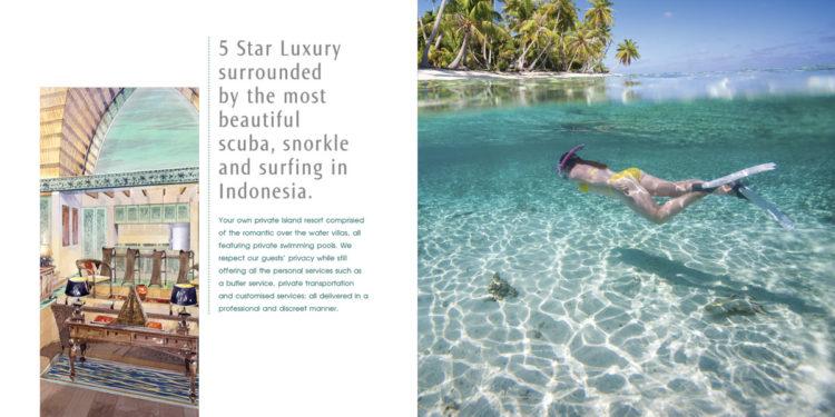 Sapphire Bay | Brochure, Spread 2
