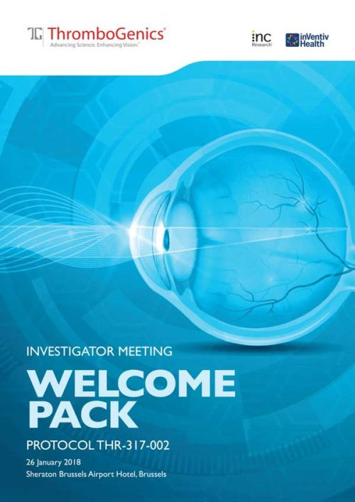 Inc Research | ThromboGenics Welcome Pack, January 28, 2018