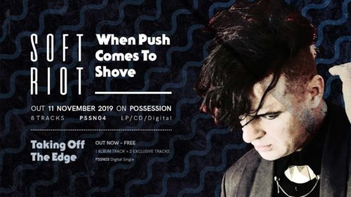 "Soft Riot | ""When Push Comes To Shove"" Social Media banner"