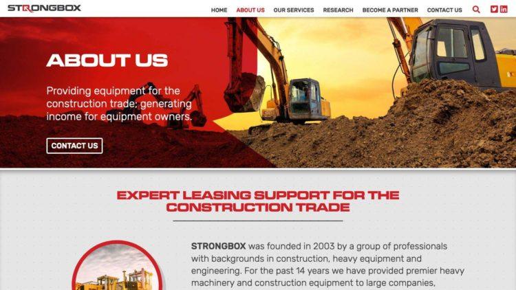 Strongbox Company | www.strongboxcompany.com - About Us