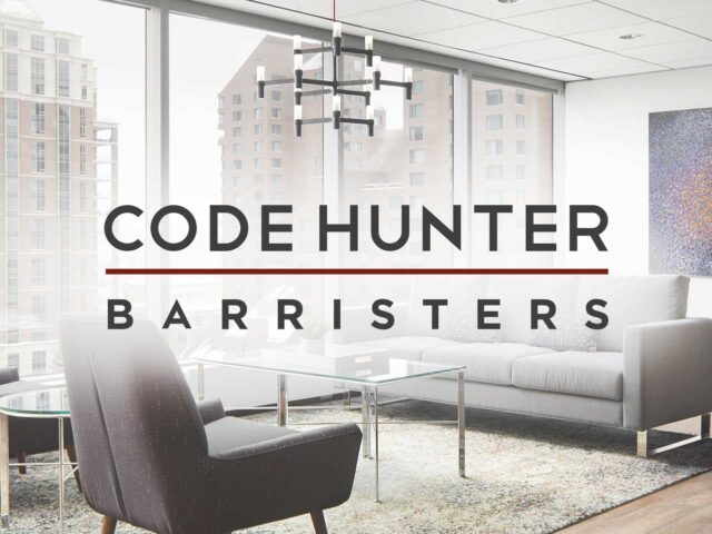 Code Hunter Barristers LLP | Featured Image