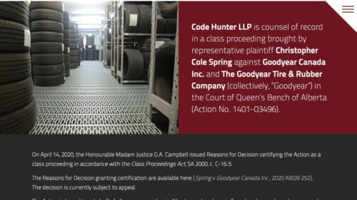 Code Hunter Barristers LLP | Notices Section