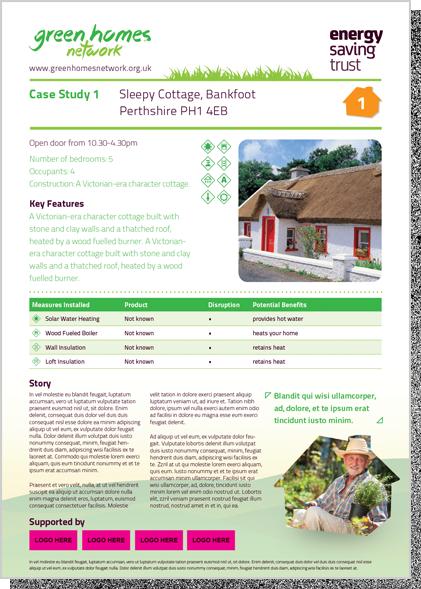 Energy Savigs Trust - Case Study
