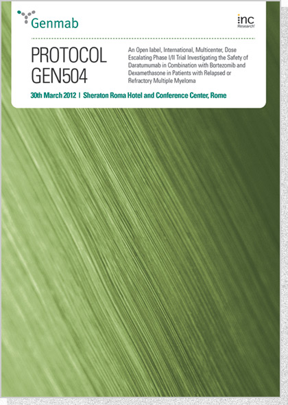 INC Research - Genmab