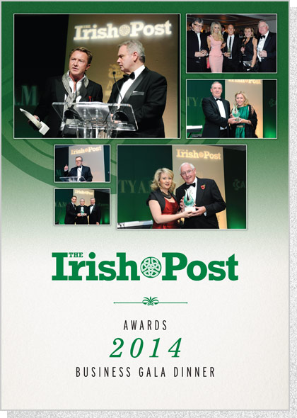 The Irish Post | Award Gallery Insert