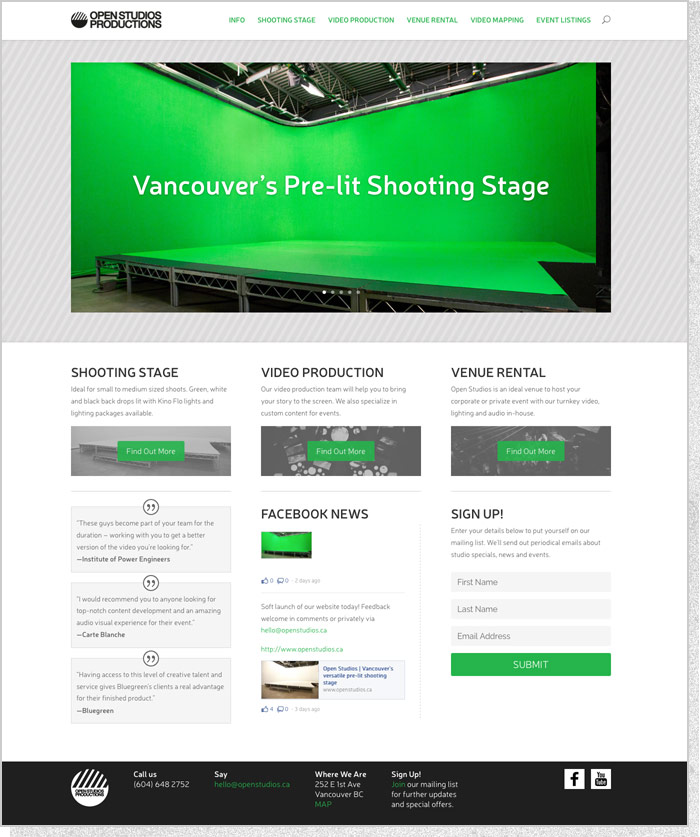 www.openstudios.ca | Screen 01