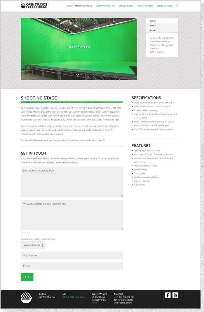 www.openstudios.ca | Screen 02