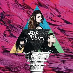 "Love Nor Money | 10"" EP Cover"