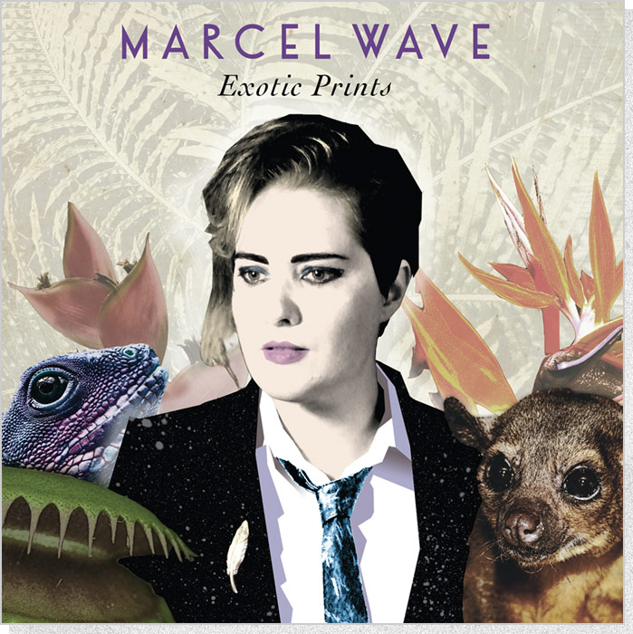 Marcel Wave | EP Cover