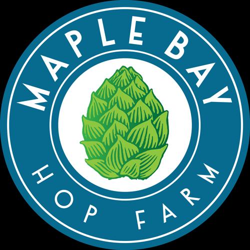 Maple Bay Hop Farm | Secondary Logo