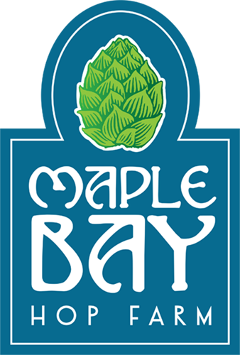 Maple Bay Hop Farm | Primary Logo